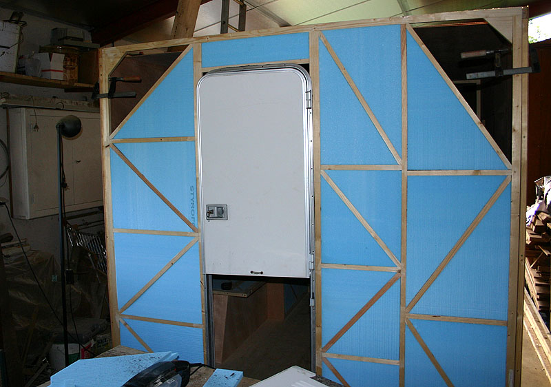construction de la cellule suite fly only goblog. Black Bedroom Furniture Sets. Home Design Ideas